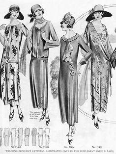 Weldon's Ladies' Journal no 542 - August 1924