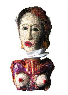 "Monica Bohlmann; Stone, 2011, Sculpture ""Vanity"""