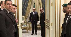 La diplomatie illisible de François Hollande