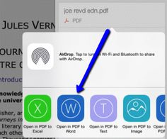 PDF to Word- An Excellent App for Converting PDFs to Word Documents ~ Educational Technology and Mobile Learning