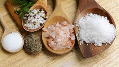 There are all kinds of salts capable of enhancing your food —when used in moderation, of course.