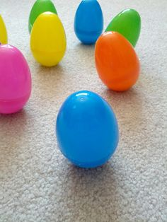 A whole bunch of games and learning activities to do with wobble eggs