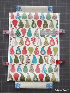 ごみポの作り方 - *chouchou* Sewing Crafts, Sewing Projects, Frame Purse, Handmade Bags, Small Bags, Wedding Cards, Diy And Crafts, Pouch, Deco
