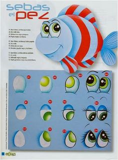 painted fish eye examples                                                                                                                                                                                 Mais