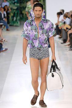 Etro Spring 2008 Menswear