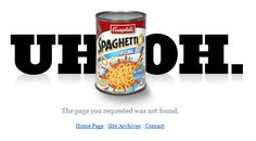 Happy 404 Day! Here Are the Web's Funniest Error Messages [PICS] @Mashable