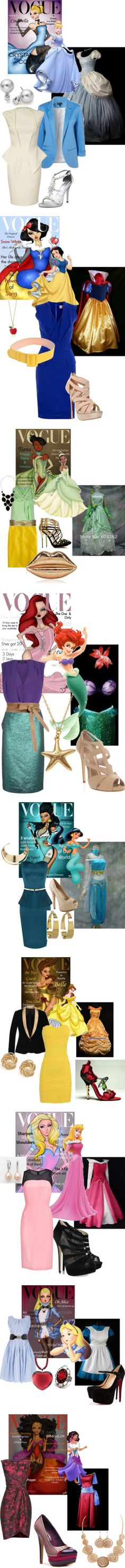 """Girls night out Disney Style"" by sugar04 on Polyvore"