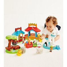 Find Happyland Farm toys at Early Learning Centre. Quality Happyland figures & playsets at great prices. Free delivery on orders over Mothercare Baby, Imagination Toys, Thomas Birthday, Educational Baby Toys, Toys Shop, Imaginative Play, Early Learning, Toddler Toys, Toys For Boys