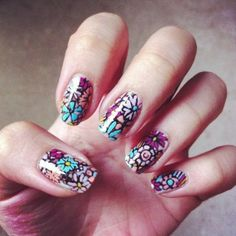Korean nail design – Celebrity nail design: Korean Nail Design Images Hipsterwall ~ hipsterwall.com Uncategorized Inspiration