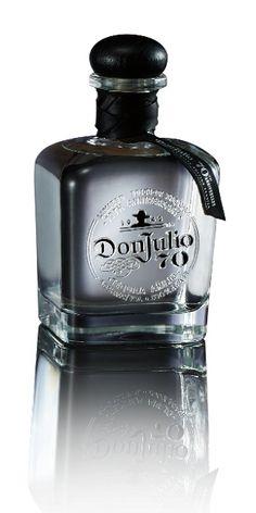 Tequila Don Julio 70 Añejo Claro