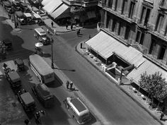 Avenida de Mayo y Bernardo de Irigoyen 1930