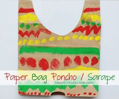 5 Kids Crafts for Cinco de Mayo is part of Kids Crafts Preschool Website 5 great DIY projects for Cinco de Mayo All of these projects require simple supplies and take almost no time at all to compl - Kids Crafts, Toddler Crafts, Arts And Crafts, Mexican Crafts Kids, Party Crafts, Holiday Crafts, Mexico For Kids, Mexico Crafts, Thinking Day