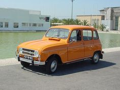 A minha garagem - Renault 4 LC (r1125) - 1973