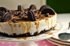 Cheesecake cu Oreo - Retete culinare by Teo's Kitchen Cookie Desserts, Tiramisu, Oreo, Biscuit, Cheesecake, Cookies, Ethnic Recipes, Kitchen, Food