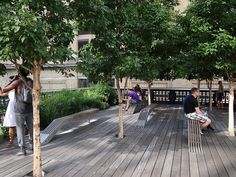 High Line (Piet Oudolf) - Manhattan NY