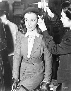 Behind the scenes of Waterloo Bridge (1940)
