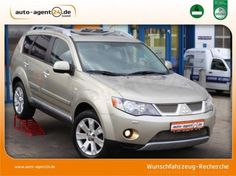 Mitsubishi Outlander 2.2 DI-D Instyle 4WD Xenon/Leder/Keyle as Off-road Vehicle/Pickup Truck in Dresden