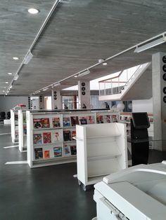 Biblioteca Municipal de Lloret de Mar - Planta Baixa #Bibliolloret