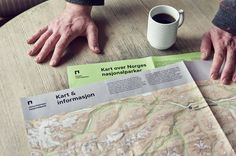 Norway's National Parks on Behance