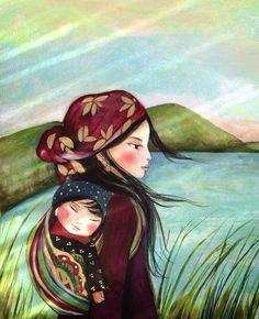 Canvas by Claudia Tremblay Canadá (de Amos, Quebec