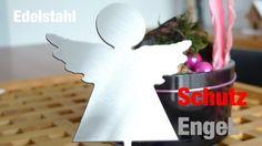 Engel ✿  Gartendeko ✿ Schutzengel ✿ ✿ von PAULSBECK Buchstaben, Dekoration & Geschenke auf DaWanda.com