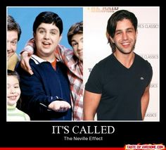 awe drake and josh... but I thought Josh was cute even when he was chunky.. he has always had a cute face.