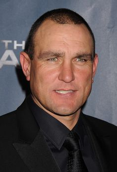 Vinnie Jones, my vision for Ford, Dean's security guard