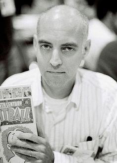 Daniel Clowes (1961) - American cartoonist and screenwriter