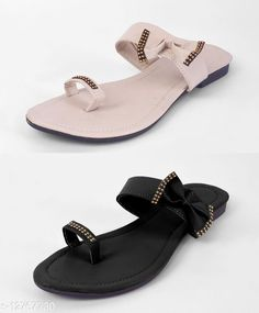 Flats Combo Stylish & Attractive Footwear  Material: Synthetic Sole Material: PVC Fastening & Back Detail: Slip-On Pattern: Solid Multipack: 2 Sizes:  IND-7, IND-6, IND-9, IND-8, IND-5, IND-4 Country of Origin: India Sizes Available: IND-8, IND-9, IND-10, IND-2, IND-3, IND-4, IND-5, IND-6, IND-7   Catalog Rating: ★4 (1695)  Catalog Name: Aadab Graceful Women Flats CatalogID_2475716 C75-SC1071 Code: 013-12767730-039