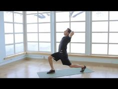 Warmup Exercises for the Hips & Glutes : LIVESTRONG - Exercising with Jeremy Shore