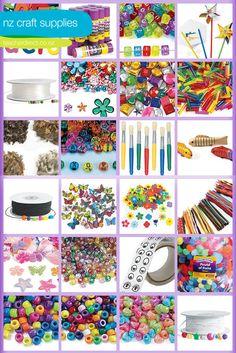 NZ craft supplies