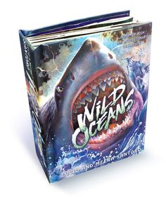 Wild Oceans: A Pop-up Book with Revolutionary Technology Price:$23.92