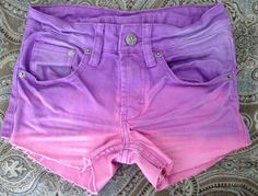 Girls Custom SUPER CUTE Distressed Jean SHORTSThe by 3WittlePigs, $14.00