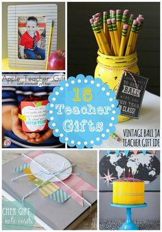 15 Back To School Teacher Gifts to send with your kids the first week of… Back To School Party, Back To School Teacher, Back 2 School, Back To School Gifts, School Parties, School Fun, School Classroom, Classroom Decor, School Stuff