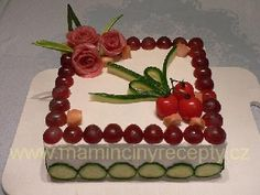 Salámový dort