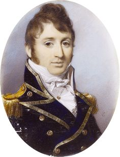 George Engleheart - Portrait of Charles Malcolm (1782–1851), Scottish Royal Navy officer 1806