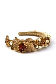 Dolce & Gabbana fall 2012 jewelry