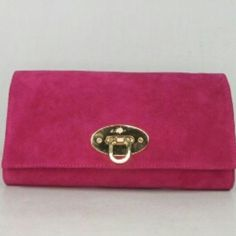 Ava clutch by Mulberry (english fashion designer)