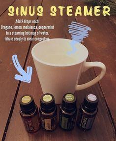 Sinus Steamer