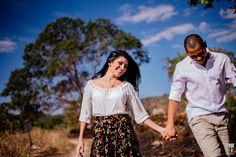 Caminhar ao lado de quem amamos é só alegria