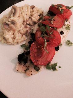 Italiaanse vis uit de oven. Simpel en lekker!