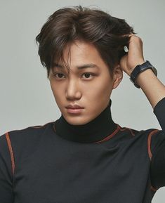 Kai looking hella fine