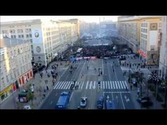 Who's Drone? Our Drone!!! Protesters at Warsaw, Poland Launch UAV-CAM 2/2