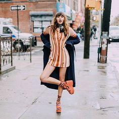 Natalie Suarez rockin' our HEIGHTS platform in RUST