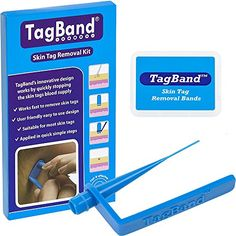 #TagBand is the only skin tag removal device available on the marketplace with its clever, innovative design allowing for quick and safe skin tag removal. TagBan...