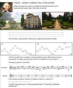 Haydn - S Úderem kotlů - aktivní poslech aneb Dějiny hudby v souvislostech School