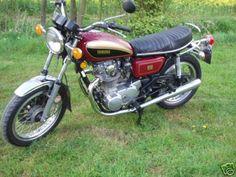 Yamaha XS-650 (1979)