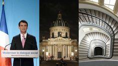 Modèle social, Académie française et immobilier : les sujets essentiels du jour en éco