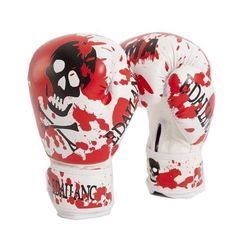 Unisex gloves for different kind of sport including boxing, muay thai, karate…