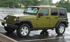2011 Jeep Wrangler unlimited | BEST CAR MODIF 2011: Jeep Wrangler Unlimited